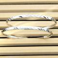 925银+镀白金|约2.6g-45mm
