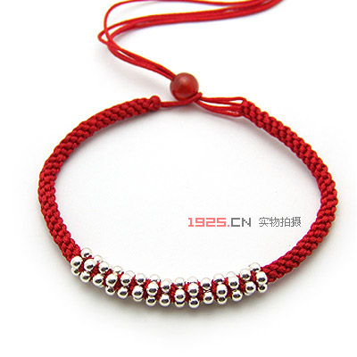 红绳手链 红绳手链的编法大全 转运珠红绳手链编法 ...