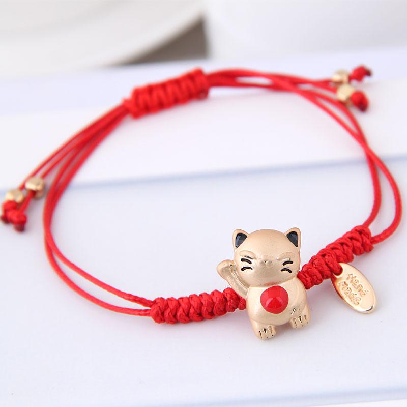 红绳|约5.3g-170*16*13mm